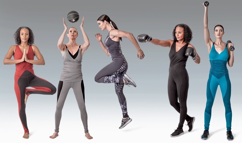 Thriving Style: New Women's Luxury Athleisure Collections!
